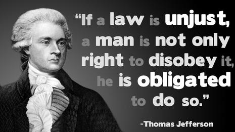 A Famous Quote From Thomas Jefferson Stunning Thomas Jefferson Famous Quotes